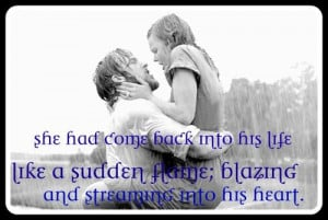 ... nicholas sparks quote from the nicholas sparks quotes the notebook