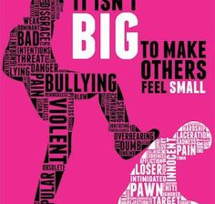 Anti Bullying Poster With Quotes Drawings. QuotesGram