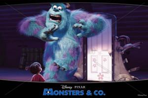 Monsters Peter Docter David