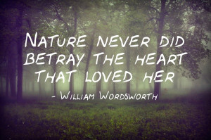 Nature Quotes Pinterest