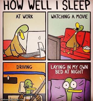 This Is How Well I Sleep