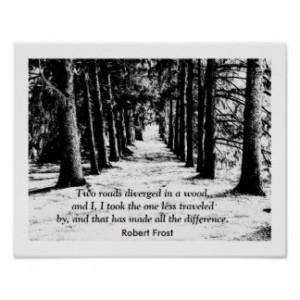Robert Frost Art