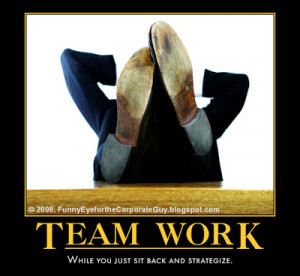 funny motivational quotes for teamwork