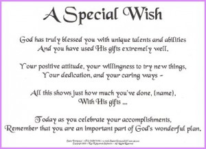 Here are some graduation wishes you can choose from!