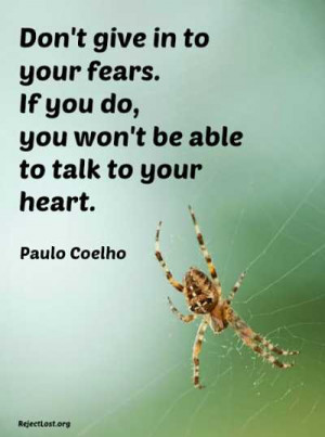 20 Overcoming Fear Quotes To Inspire!