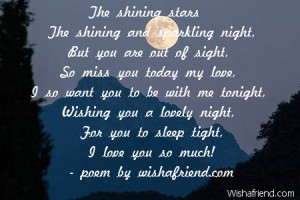 Back > Quotes For > Good Night Love Poems For Her