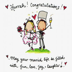 congratulations on your wedding let all your dreams come true and ...