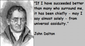 """John Dalton Facts 7: """"Extraordinary facts relating to the vision of ..."""