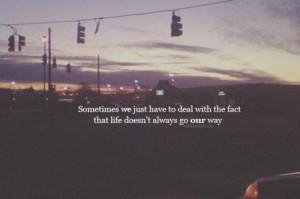 life, quote, sad, true