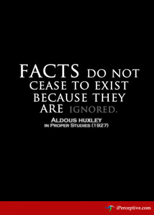 Even if you are a minority of one, the truth is the truth.