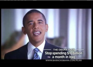 Ad Wars: McCain Quotes Biden; Obama Quotes Reagan