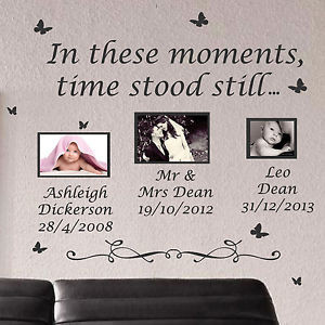 In-These-Moments-Time-Stood-Still-Wall-Quote-Stickers-Wall-Decal-Words ...
