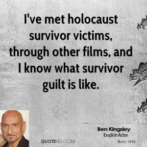 Quotes About Holocaust Survivors