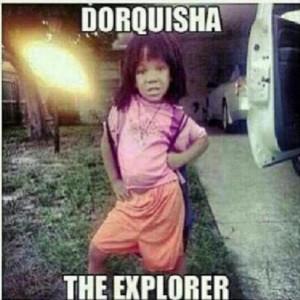 funny dora the explorer