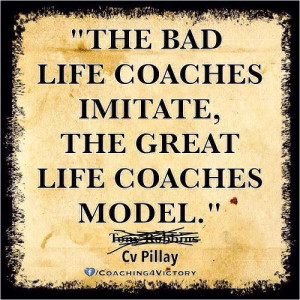 THE BAD LIFE COACHESIMITATE,THE GREATLIFE COACHESMODEL.
