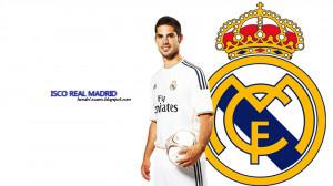 Isco Real Madrid Wallpaper...