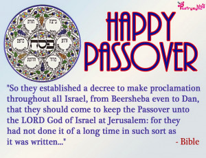 Passover Quotes and Pesach Wishes Images