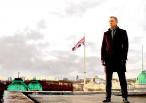 Daniel Craig stars as James Bond in Columbia Pictures' Skyfall (2012)