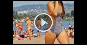 Russians on Beach. Summer 2015. Vlog: Russian Girl in Russia | Car ...