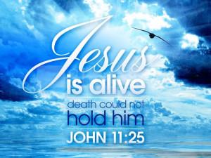 He is Risen...!