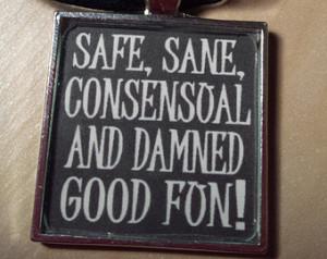 BDSM Safe Sane Consensual Fun Submi ssive Jewelry Dom Sub Master Sir