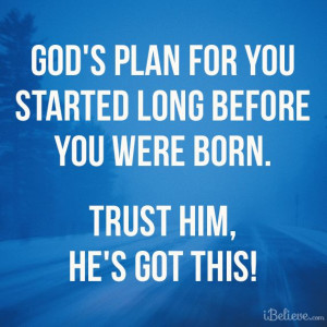 God's got this. #Peace #Hope #Worry
