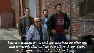 Frank Reynolds Dating Advice For Danny DeVito - Image 1