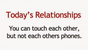 Related Keywords- Quotes on Relationships, Phone Quote, Thought's on ...