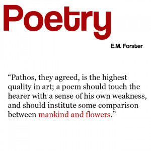 Famous Poems About Poetry Quotes