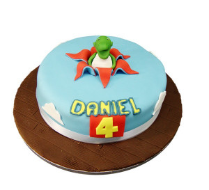 Rex Toy Story Cake   Rex Toy Story Cake Birthday Cake Delivery Essex ...