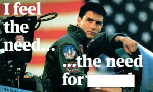 Tom Cruise Top Gun Quotes