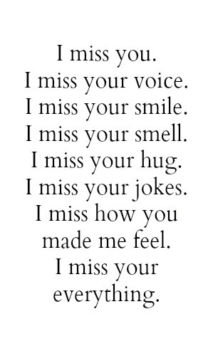 are here: Home › Quotes › Missing Your Love Quotes | Best Quotes ...