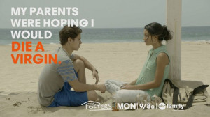 ... Fosters ABC Family   Season 1, Episode 5 The Morning After   Quotes