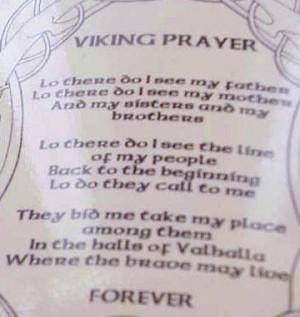 norse battle prayers prayer to hel death prayer honoring hel the norse ...