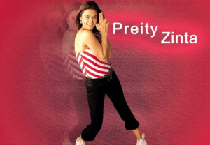Preity Zintas Exclusive Images