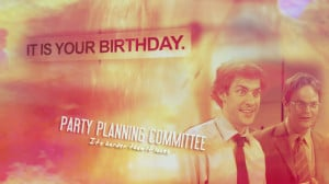 the office party planning committee quotes