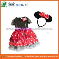 2012 New Carnival Minnie Mouse Costume