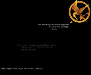 hgfan5602 Hunger Games Quotes