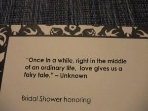 bridal shower quotes bridal shower quotes bridal shower quotes bridal ...