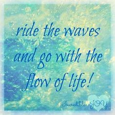 The Waves From Ocean Your...