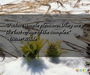 Pleasures Quotes