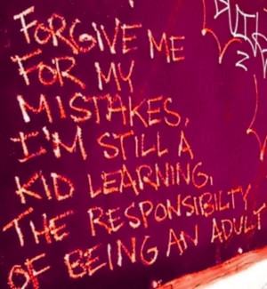 Forgive me for my mistake forgiveness quote