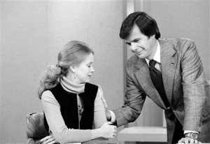 and Jane Pauley as Today Show hosts. Tom was on from 1976-82 and Jane ...