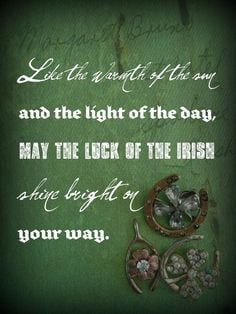 Old Irish Sayings | Irish Proverbs More