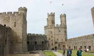 Wales - castle capital of the world, says Cameron