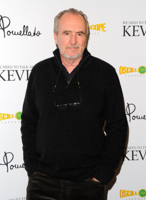 Wes Craven Director Attends...