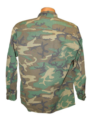 Army Uniform During Vietnam War