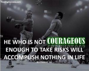 Muhammad Ali Quote!
