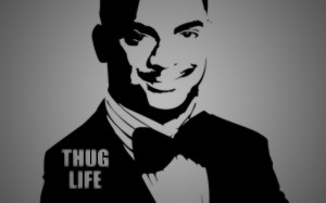 Daily Happy: Thug Life