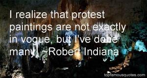 Favorite Robert Indiana Quotes